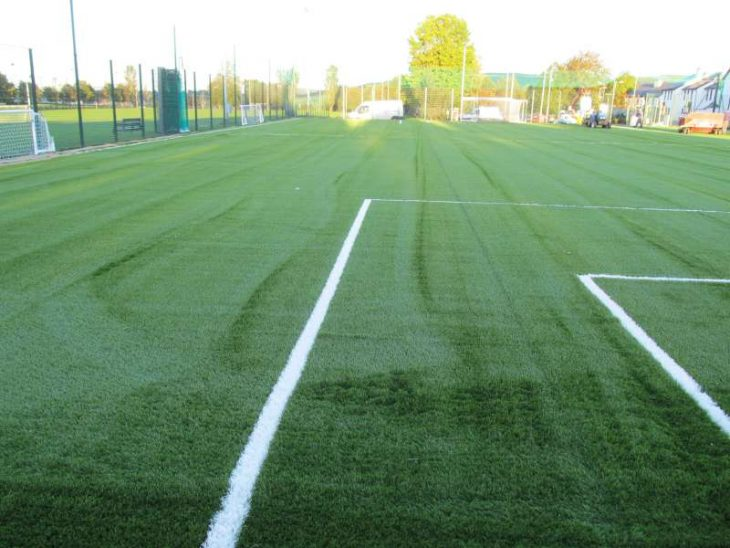 Artificial Football Playing Surface